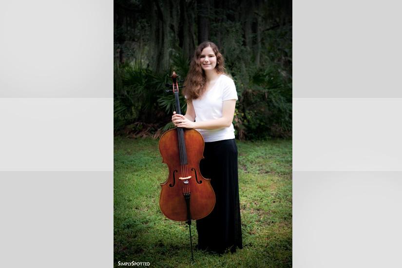 Erika & her Cello