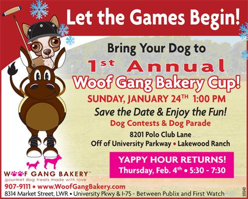 Woof Gang Bakery Cup