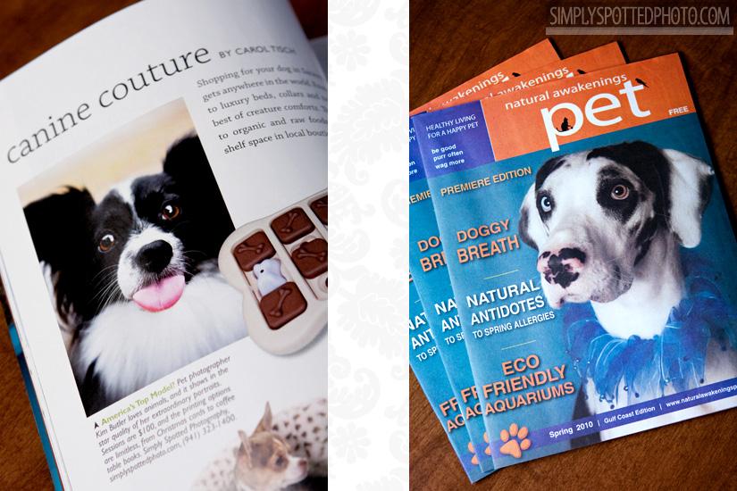 Sarasota Magazine & Natural Awakenings Pet
